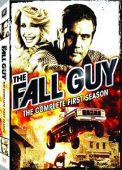 Fall Guy Season 1 DVD Box