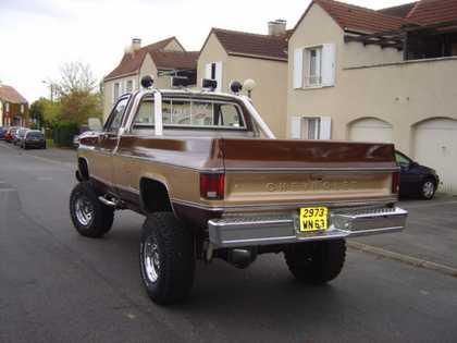 fakten colts pick up truck ein colt f r. Black Bedroom Furniture Sets. Home Design Ideas